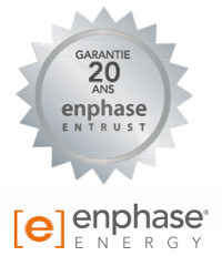 Enphase energy garantie 20 ans